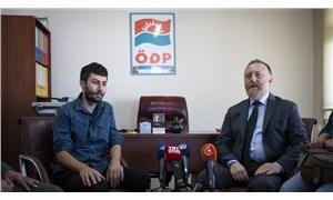 HDP'den ÖDP'ye ziyaret: Dayanışma mesajı verildi