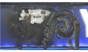 Sancaktepe'de bankaya EYP'li saldırı