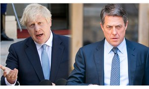 Hugh Grant, Boris Johnson'a küfür yağdırdı