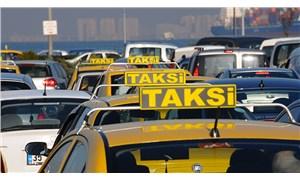 İstanbul'daki taksi şoförleri araştırıldı: Her 4 taksiciden 1'i yanında kesici, delici alet taşıyor