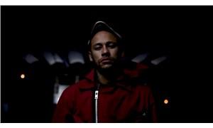 Neymar'dan La Casa De Papel sürprizi