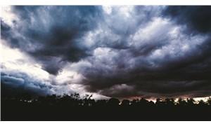 6 il için gök gürültülü sağanak yağış uyarısı