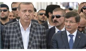 Erdoğan'dan Davutoğlu'na yanıt