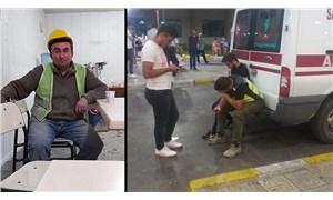İzmir'de metro inşaatında iş cinayeti: 1 ölü