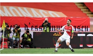 'Falcao Galatasaray'da'