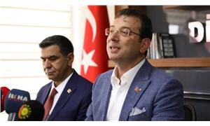 İmamoğlu Diyarbakır'da: Kayyum ataması gaflet ve delalettir