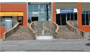 13 milyon liraya kendine bina yaptıran AKP'li belediye merdiven ve fıskiye için 7 milyon lira harcadı!