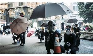 Hong Kong'da yeni öğretim yılı protesto ile başladı