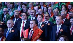 Saray himayesinde adli yıl açılışı bugün: Barolar Birliği Saray'da, barolar boykotta!