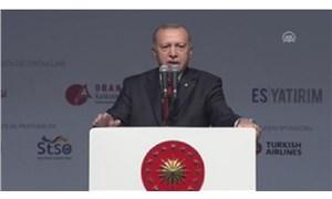 Erdoğan: Türkiye'nin sıçramasına iç düşmanlar engel oluyor