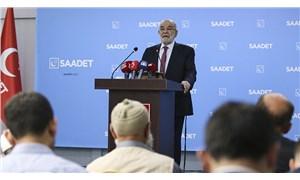 Karamollaoğlu'ndan Soylu'ya 'pejmürde' tepkisi