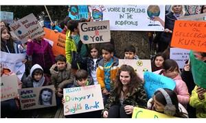 Küresel İklim Grevi'nin İstanbul programı açıklandı