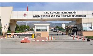 Menemen Cezaevi'nde salgın hastalık iddiası