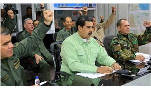 Venezuela Devlet Başkanı Maduro'dan orduya talimat: Kolombiya'ya karşı hazırlıklı olun
