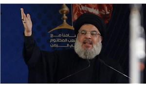 İsrail ordusu Hizbullah lideri Nasrallah'ın doğum gününü kutladı