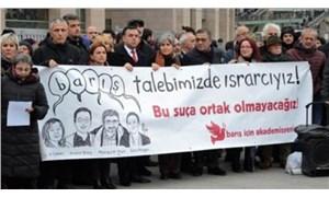 AYM kararı sonrası Barış Akademisyenleri davasında ilk beraat