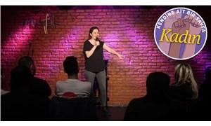 Stand-up sanatçısı Seda Yüz: Güldükçe güçleniyoruz