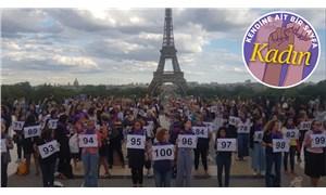 Paris'ten yaşam için ses var
