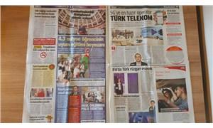 Yandaş gazetelerde baskı karıştı: Star'ın içinden Akşam çıktı