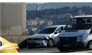 Hırsızlar FSM Köprüsü'nü birbirine kattı