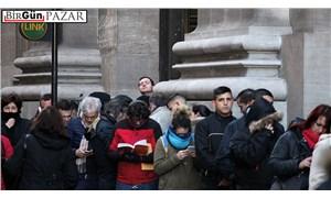 Arjantin'de kriz yeniden