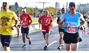 Uluslararası İzmir Yarı Maratonu bu sabah koşuldu
