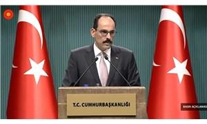 Saray'dan Arınç'a Ahmet Türk tepkisi