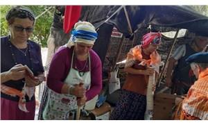 Milas'ta Çamlıca Yörük Şenliğine büyük ilgi