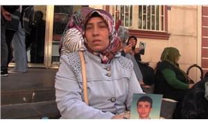 HDP önünde eylem yapan annelerden Ayten Elhamam: Şüphelendiğim kimse yok