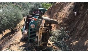 Tarım işçilerinin taşındığı cip uçurumdan yuvarlandı: 1 işçi hayatını kaybetti, 5 işçi yaralı