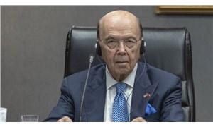 ABD Ticaret Bakanı'ndan Türkiye'ye yaptırım açıklaması