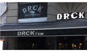 Beyoğlu'nun ünlü mekanı Drck kepenk kapatıyor