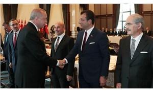 Erdoğan, 29 büyükşehir belediye başkanıyla bir araya geldi