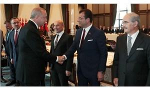 Erdoğan'dan sandalyesi kırılan İmamoğlu'na: Bak bu yaptığın israftır