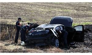 Mersin Büyükşehir Belediye Başkanı Seçer'in konvoyunda kaza: 3 yaralı