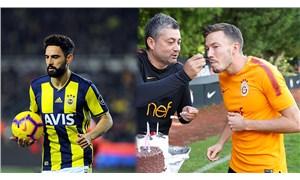 FB'de Mehmet Ekici, GS'de Martin Linnes kadro dışı