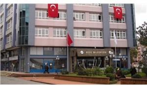 Rize'de Zabıta Müdürü ve şoförü görevden alındı iddiası