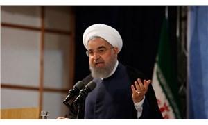 Ruhani: ABD'nin savaş çığırtkanlığı işe yaramaz