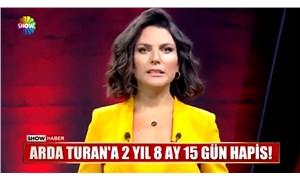 Ece Üner'den Arda Turan'a tepki