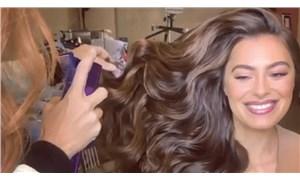 Saç stilisti, şampuan reklamlarındaki sırrı ortaya çıkardı