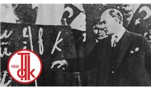 Atatürk'ün nutku ve vasiyeti TDK'nin sitesine döndü