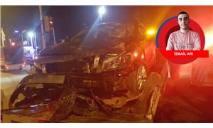 Kızılay'ın makam aracı ölümlü kazaya karışmış