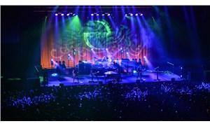 Evanescence'ı İstanbul'da 6 bin 200 kişi izledi