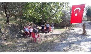 Jeotermale direnen köylülere baskı