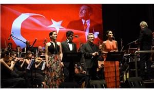 Livaneli, Antep'te ilk konserini verdi
