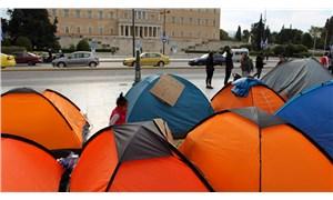 Yunanistan'da 'yeni düzen' yıkımla geldi