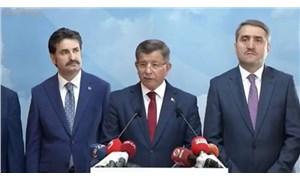 AKP kulisleri: 'Davutoğlu'nun istifasını kazasız belasız atlattık'