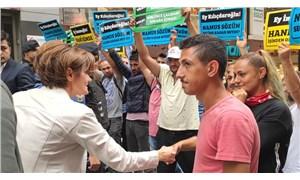 CHP'li Kaftancıoğlu, İBB'de işten çıkarılanlarla görüştü: İşe alımlarda partizanlık yapılmasına asla izin vermeyeceğiz