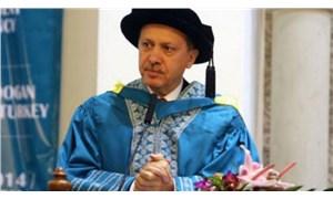 Erdoğan'ın diploması için AİHM devrede
