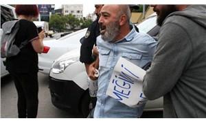 HDP önündeki eylemlerden sonra bu kez adres AKP: Bina önünde yaka paça gözaltı!